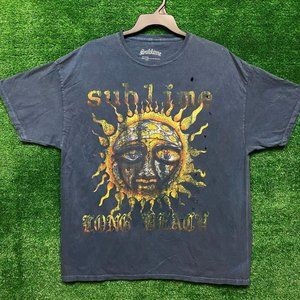 Sublime Distressed Rock Tshirt size S/M